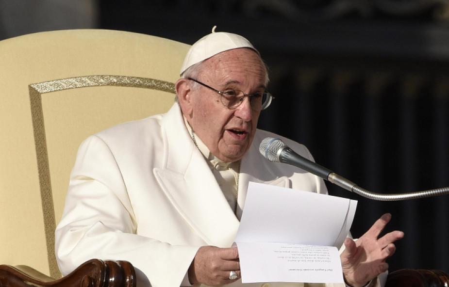 Franciszek: Bóg nigdy nie narzuca się nam siłą