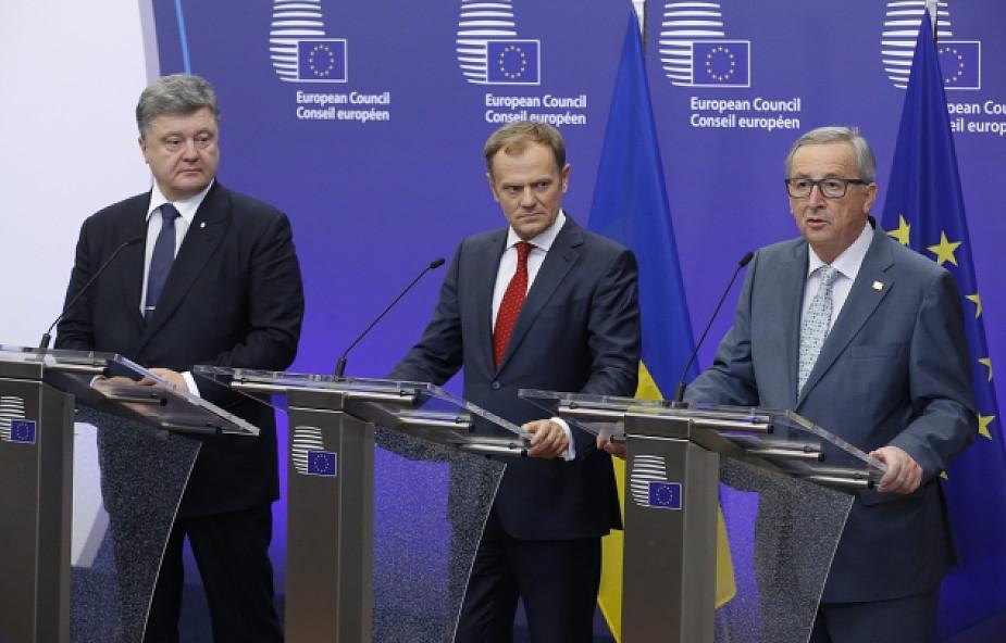 KE za liberalizacją ruchu wizowego z Ukrainą
