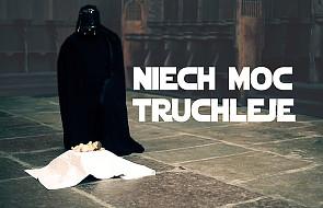 Darth Vader i... mały Jezus [WIDEO]
