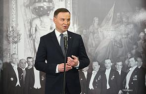 Prezydent Duda w BBC: demokracja w Polsce działa