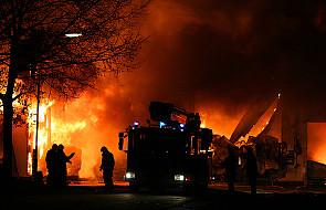 Tragiczny bilans Wigilii - w pożarach zginęło 5 osób