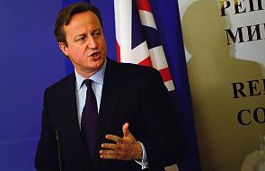 Cameron: najważniejsze jest pokonanie IS