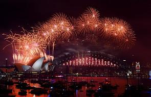 Jako pierwsi Nowy Rok powitali mieszkańcy Samoa