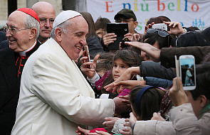 Papież: przezwyciężajmy egoizm jak Maryja