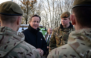 Premier Wielkiej Brytanii spotka się w Warszawie z premier i prezydentem