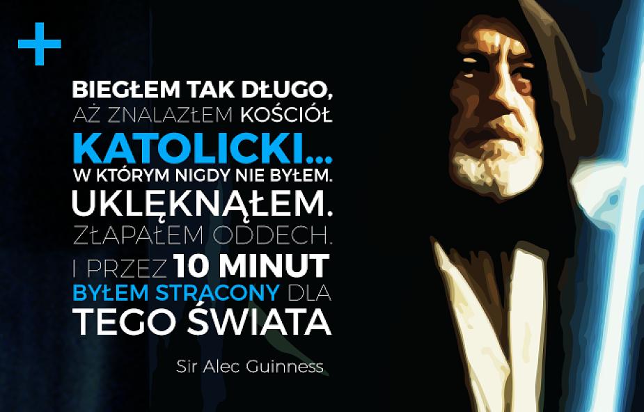 Obi-Wan Kenobi i świadectwo cudownego nawrócenia
