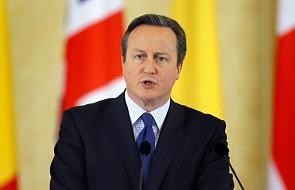David Cameron rozpoczął wizytę w Warszawie