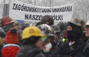 W kopalniach JSW zaczął się strajk okupacyjny