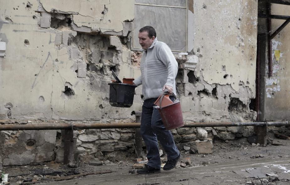 Coraz gorsza sytuacja uchodźców z Donbasu