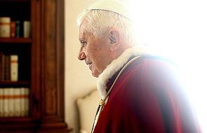 Druga rocznica ogłoszenia abdykacji Benedykta XVI