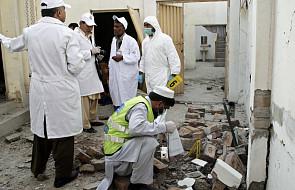 19 zabitych w zamachu na szyicki meczet
