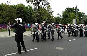 Kaczyńsk: policja coraz częściej łamie prawa