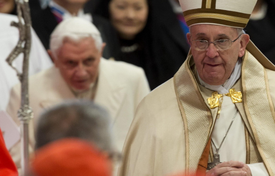 Franciszek kreował 20 nowych kardynałów