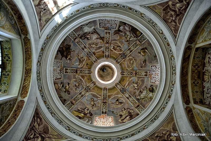 Kościoły w Polsce: Święta Lipka - zdjęcie w treści artykułu nr 4
