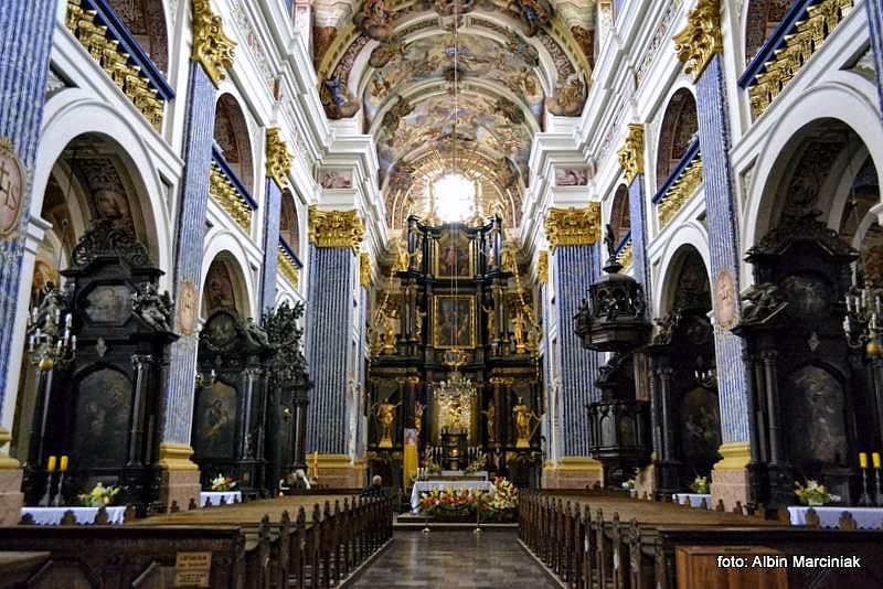 Kościoły w Polsce: Święta Lipka - zdjęcie w treści artykułu