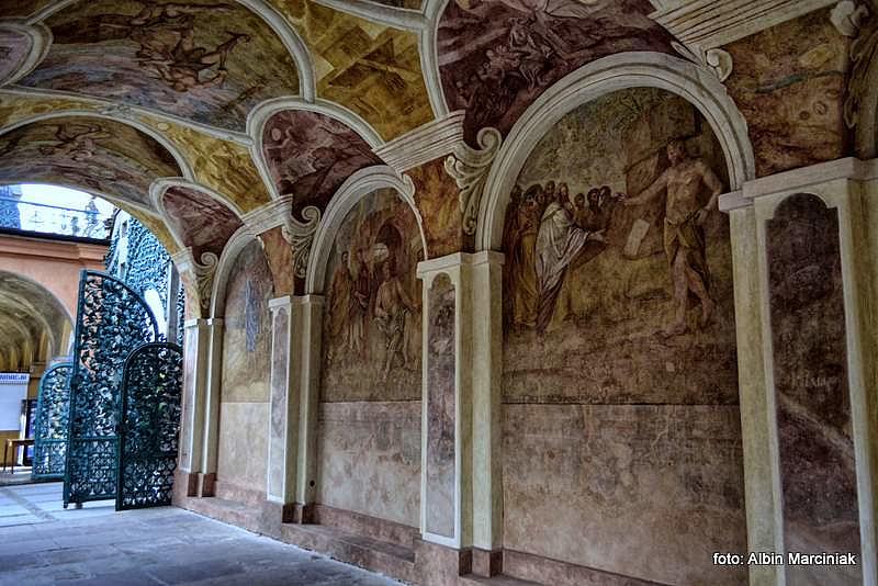 Kościoły w Polsce: Święta Lipka - zdjęcie w treści artykułu nr 3