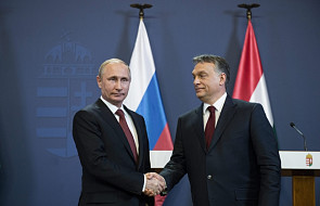 Węgry i Rosja osiągnęły porozumienie ws.gazu