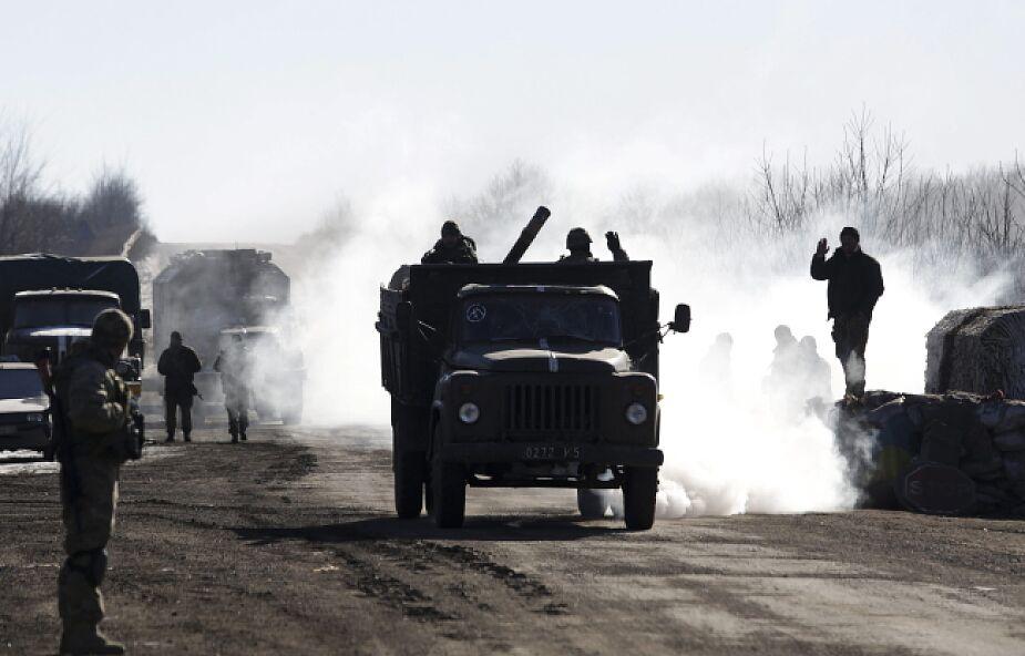 Ukraina: w Debalcewe zginęło 22 żołnierzy