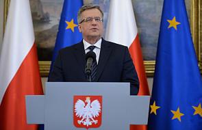 Szczyt NATO potwierdzi rolę Polski