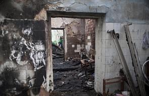 Ukraina: siły rządowe opuszczają Debalcewe
