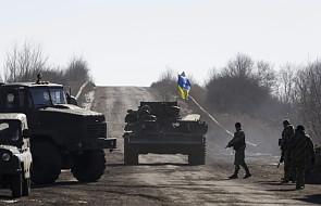 Kolejne ataki separatystów: droga do Mariupola
