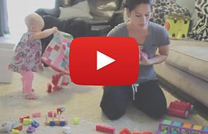 Bycie mamą jest wyzwaniem! [VIDEO]