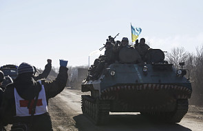Propozycje Kijowa łamią porozumienia mińskie