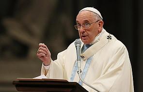 Papież przypomina osobom konsekrowanym o posłuszeństwie i mądrości