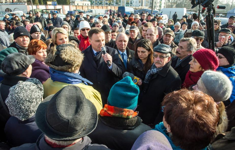 """A. Duda: """"Młodzi w Polsce nie widzą przyszłości"""""""