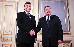 """Bielan: """"Komorowski wspierał Janukowycza"""""""