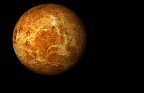 Romantyczne spotkanie Wenus i Marsa