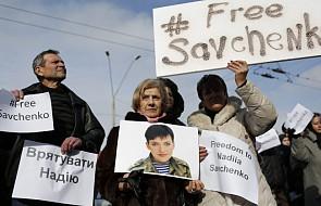 Przedłużono areszt wobec Nadii Sawczenko