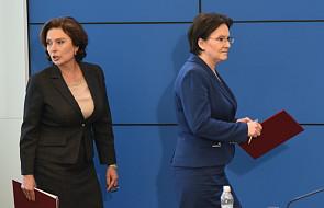 Rostowski i Kidawa- Błońska wracają do rządu