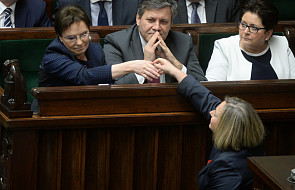 Sejm ratyfikował ustawę przemocową