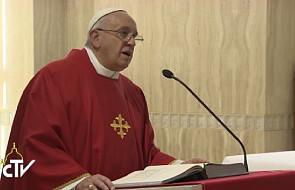 """Papież: Nikt nie """"kupił"""" sobie życia"""