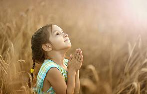 Modlitwa dzieci jest nie do zastąpienia