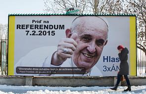 Fiasko referendum na Słowacji