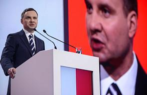 """Andrzej Duda: """"przemysł nadzieją dla młodych"""""""