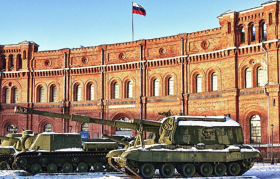 W Rosji rozpoczęły sie ćwiczenia artylerii