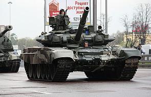 Rosyjskie czołgi znów przekroczyły granicę