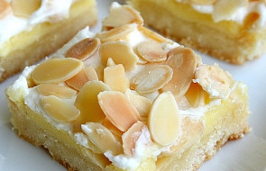 Migdałowiec - ciasto bez pieczenia