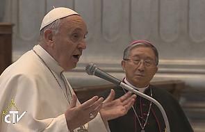 Franciszek przestrzega przed duchowym wygodnictwem