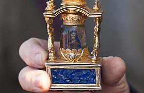 Morderstwo księdza i kradzież wizerunku Maryi