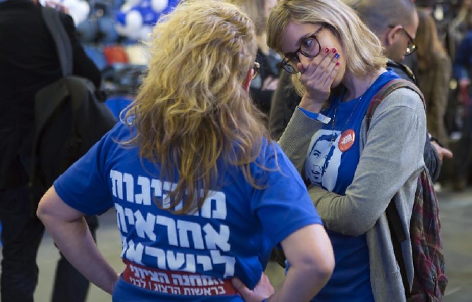 Izrael: Likud i Blok Syjonistyczny remisują