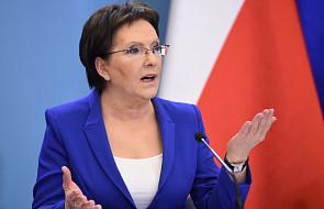 Kopacz: Rosja chce wpłynąć na decyzje Rady