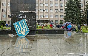 Ludzi cierpiących na Ukrainie przybywa