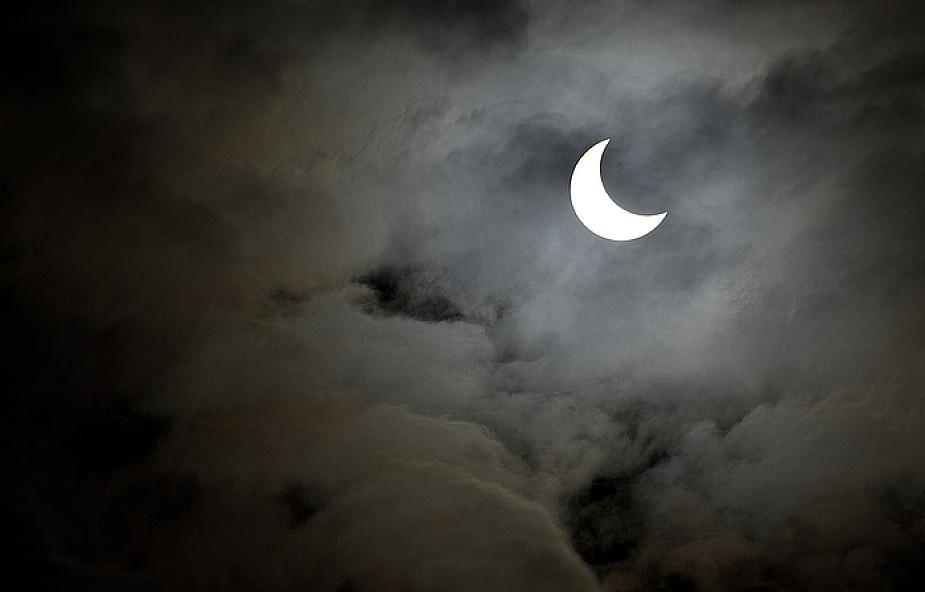 20 marca częściowe zaćmienie Słońca