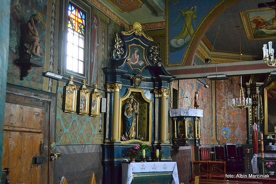 Kościoły w Polsce: Piątkowa Góra - zdjęcie w treści artykułu