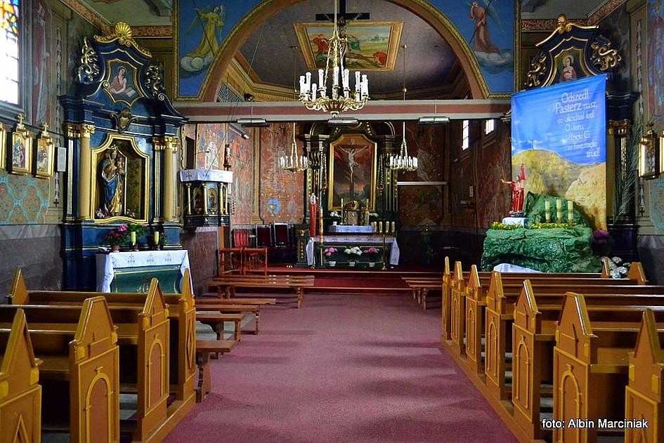 Kościoły w Polsce: Piątkowa Góra - zdjęcie w treści artykułu nr 2