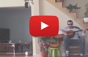Zemsta kota w mistrzowskim stylu [VIDEO]